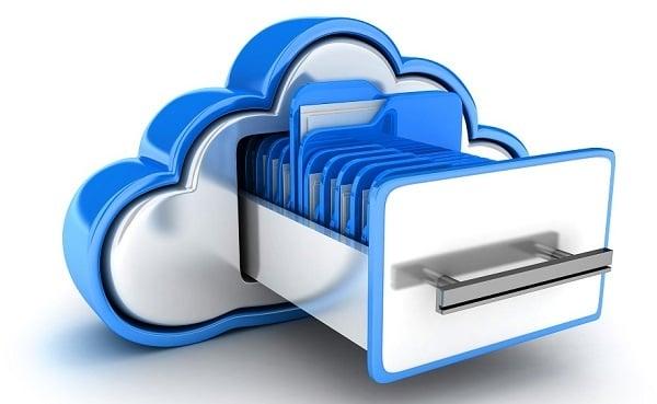 Entrust cloud storage