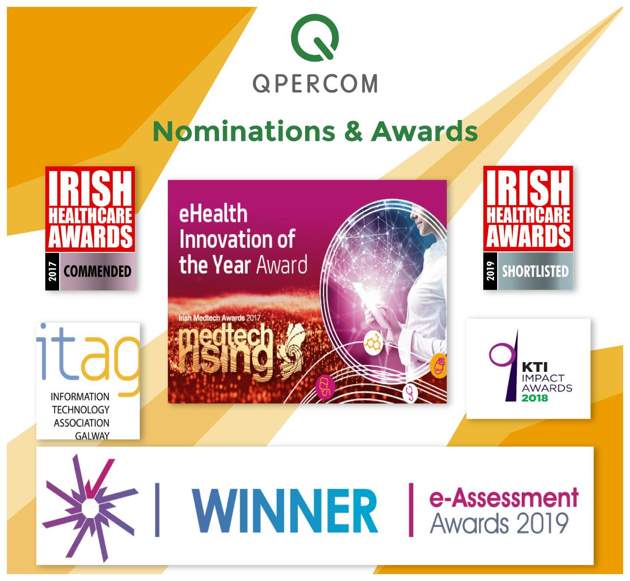 Qpercom Awards